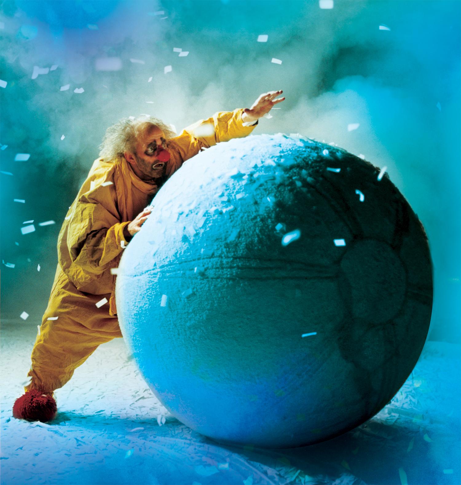 Slava's Snow Show στο Παλλάς