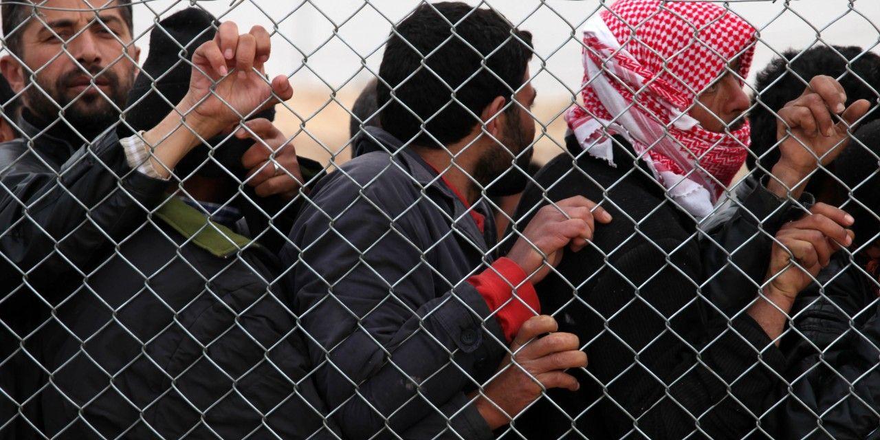 Αδιαφορία για τους πρόσφυγες της Συρίας