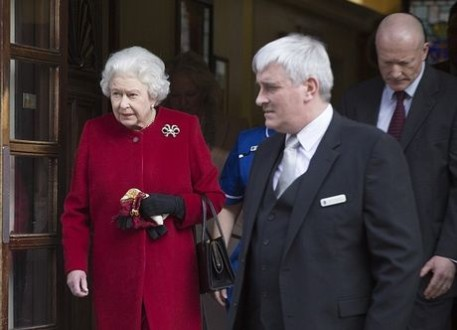 Κι άλλη εμφάνιση ακύρωσε η βασίλισσα Ελισάβετ