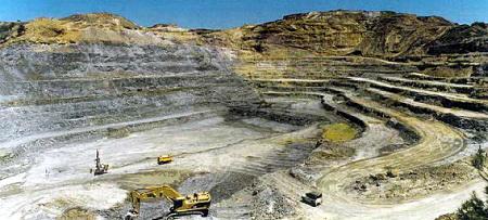 «Πράσινο» φως του ΣτΕ για τα μεταλλεία Χρυσού στη Χαλκιδική