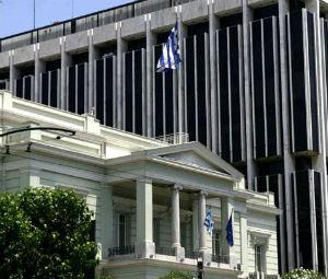 Για εμμονή της Τουρκίας κάνει λόγο το ελληνικό υπουργείο Εξωτερικών