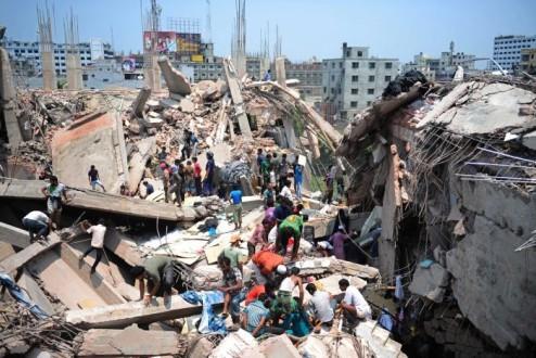 Στους 165 οι νεκροί στο Μπαγκλαντές