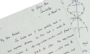Επιστολή νομπελίστα πουλήθηκε για 6 εκατ. δολάρια!