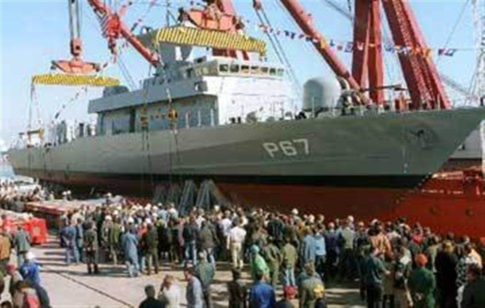 Δεύτερη ευκαιρία για τα ναυπηγεία Ελευσίνας