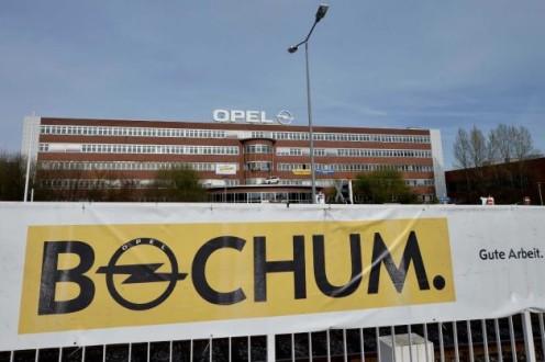 Η OPEL κλείνει όλα τα εργοστάσιά της στο Μπόχουμ