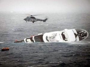Δύο νεκροί σε ναυάγιο ανοιχτά της Μεθώνης