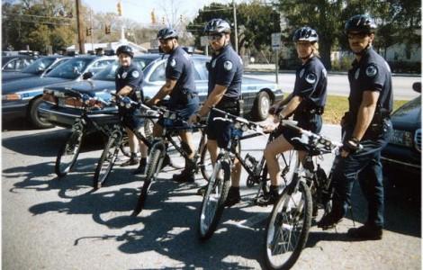 Περιπολίες με ποδήλατα στο Δήμο Αθηναίων