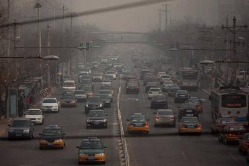Υπεύθυνη για εμφάγματα και εγκεφαλικά η ατμοσφαιρική ρύπανση