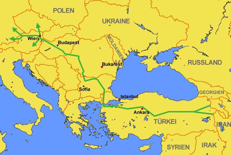 Το υπουργείο Περιβάλλοντος της Βουλγαρίας ενέκρινε τον Ναμπούκο
