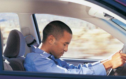 Αισθητήρες «νύστας» για την οδική ασφάλεια
