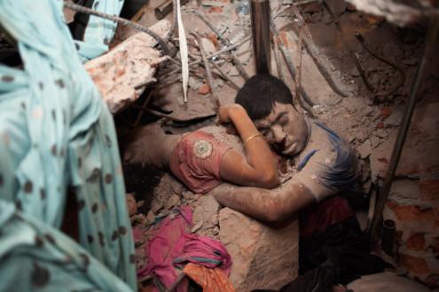 Οι σοκαριστικές φωτογραφίες από το Μπαγκλαντές