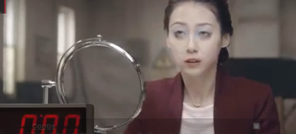 Βίντεο: Ξεκαρδιστική διαφήμιση με Γιαπωνέζες σε διαγωνισμό βαψίματος