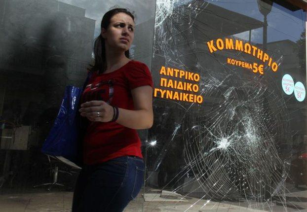 Αθώοι επτά ανήλικοι για τις πέτρες σε κατάστημα αλλοδαπού