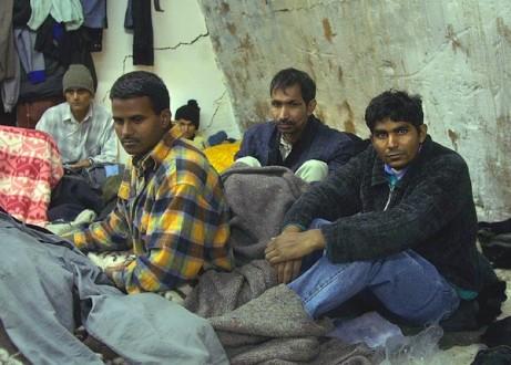 Σύλληψη διακινητή λαθρομεταναστών στη Λάρισα