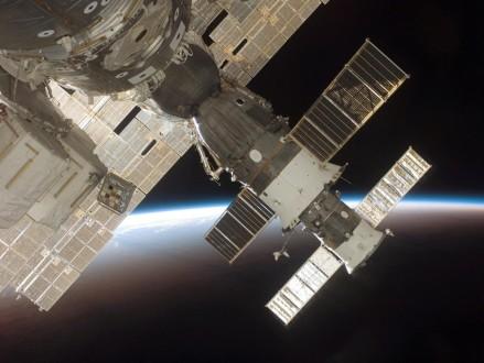 Έφτασε στον Διεθνή Διαστημικό Σταθμό το Soyuz