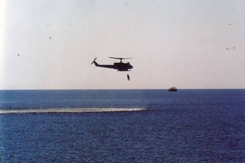 Κύπρος: Τεράστιες ποσότητες πυρομαχικών βρίσκονται στο βυθό της θάλασσας