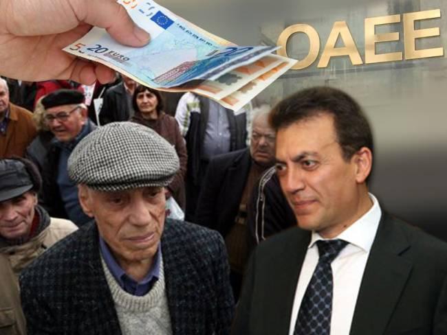 Φρένο από Βρούτση στις πρόωρες συνταξιοδοτήσεις του ΟΑΕΕ