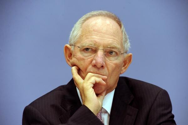 Εφιάλτης μια γερμανική Ευρώπη, λέει ο Σόιμπλε