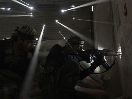 Συρία: Χρήση χημικών διαπιστώνει Γαλλία-ΟΗΕ