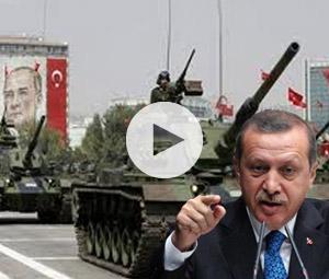 Απειλεί  να «κατεβάσει» το στρατό ο Ερντογάν
