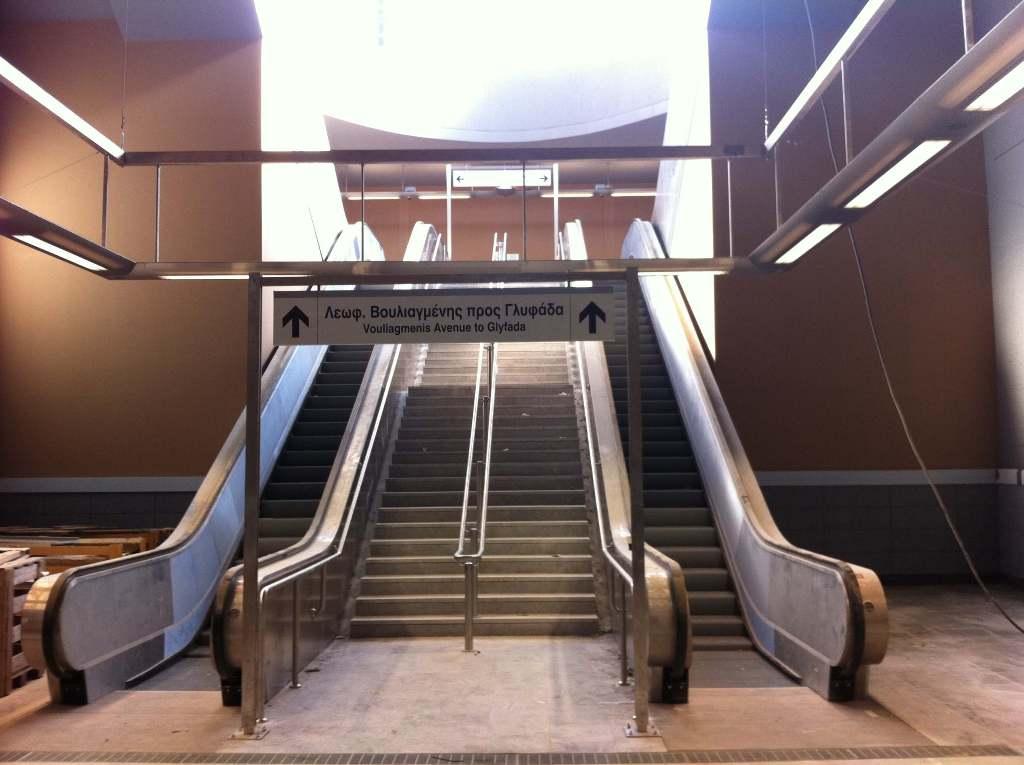 Από την Παρασκευή το Μετρό πάει Ελληνικό