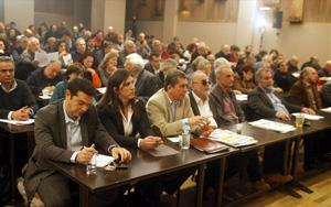 «Σταυρομαχίες» και παρασκήνιο για τους 23 της Πολιτικής Γραμματείας
