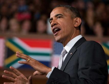 Στην Τανζανία ο Ομπάμα