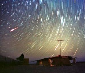Σε εικαστικό καμβά θα μετατρέψει τον ουρανό το πέρασμα των Περσείδων