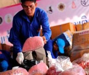 Περίπου 1 εκατομμύριο χάπια βρέθηκαν στη ζούγκλα της Ταϋλάνδης