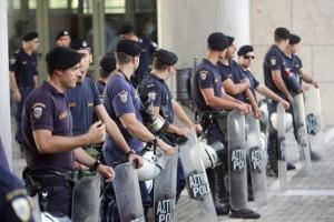 Σε αστυνομικό κλοιό η Θεσσαλονίκη για τη ΔΕΘ