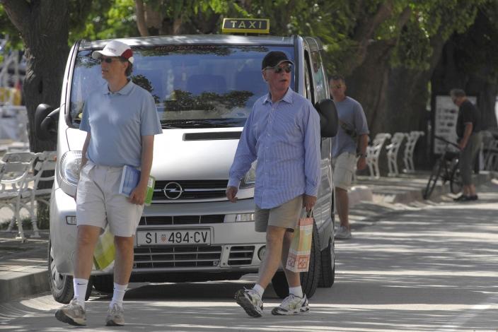 Οικογενειακές διακοπές στο Ντουμπρόβνικ για τον Μπιλ Γκέιτς