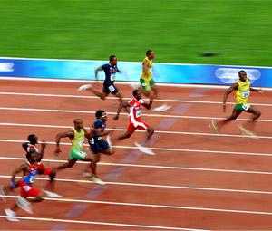 Χρυσό ο Μπολτ και στα 200 μέτρα