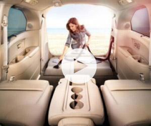 Aυτοκίνητο με ηλεκτρική σκούπα (Βίντεο)