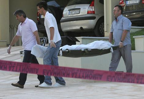 Άγρια δολοφονία 50χρονου στη Ναύπακτο