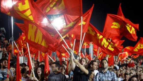 Φεστιβάλ ΚΝΕ Οδηγητή στη Σταυρούπολη Θεσσαλονίκης