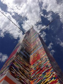 Έχτισαν τον ψηλότερο πύργο από Lego
