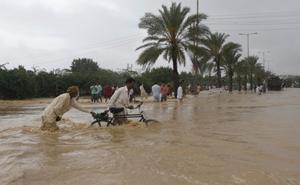Υδάτινος εφιάλτης στο Πακιστάν