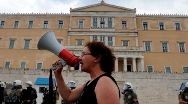 Έντονη ...κινητικότητα στο κέντρο της Αθήνας