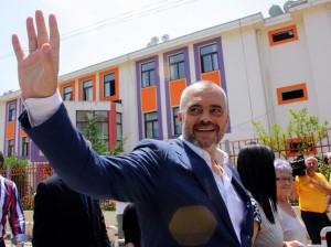 Albania Parliamentary elections