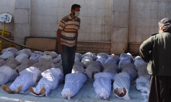 Σύροι ακτιβιστές παραδίδουν δείγματα ανθρώπινων ιστών στον ΟΗΕ