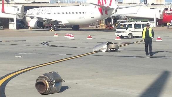 Τράκαραν δύο αεροπλάνα στο αεροδρόμιο της Μελβούρνης