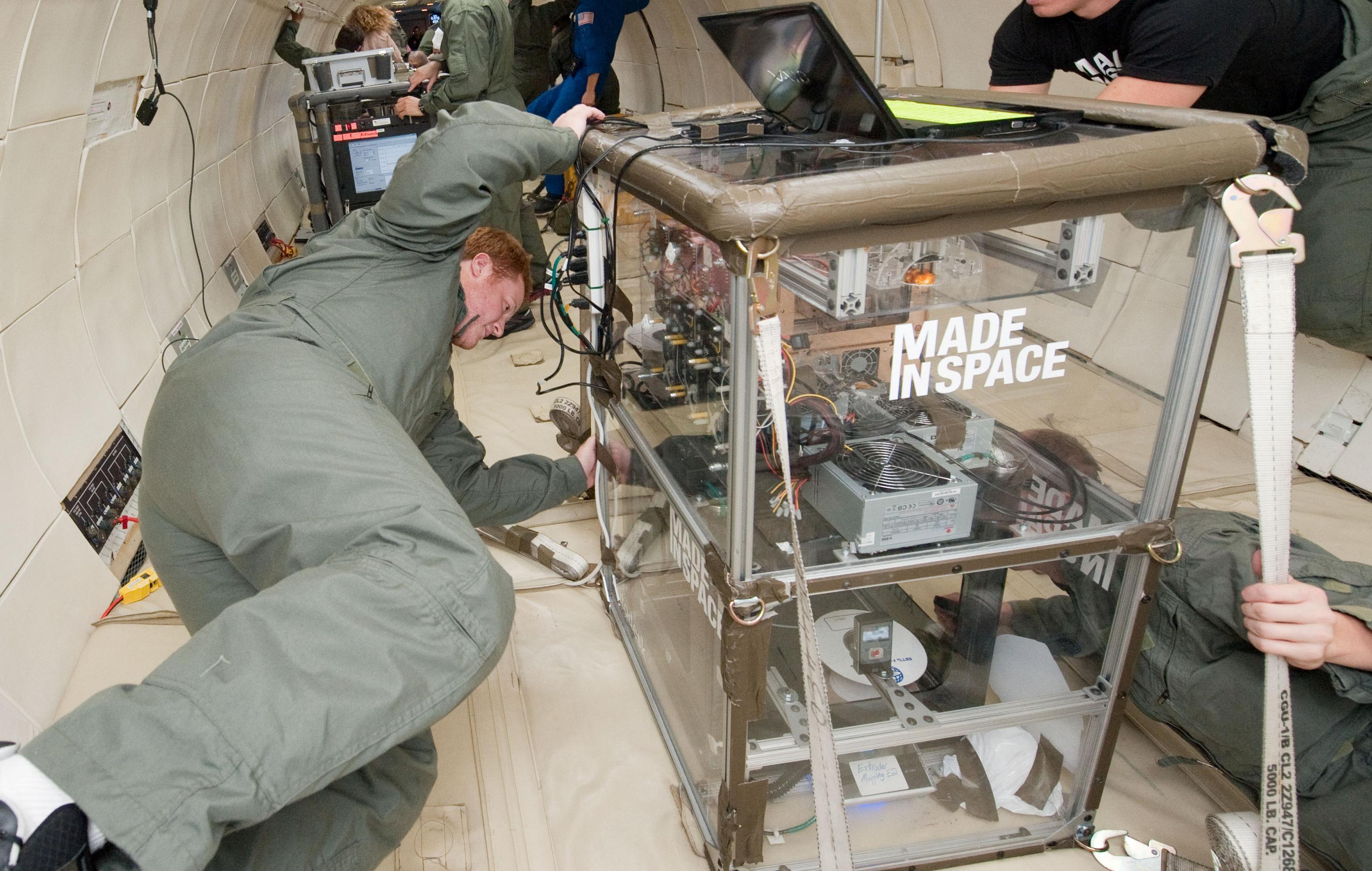 Τρισδιάστατο εκτυπωτή στέλνει η NASA στο διάστημα