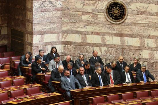 Αλλάζουν τον κανονισμό της Βουλής