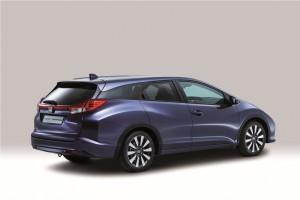 Honda Civic Tourer: Χώροι και ανέσεις