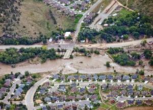 Πάνω από 500 αγνοούμενοι από πλημμύρες στο Κολοράντο