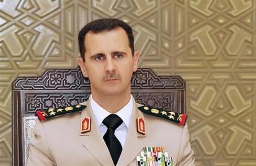 Δεν υπάρχει κίνδυνος για τη Συρία, λέει ο Άσαντ