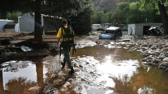 Το Κολοράντο πνίγεται