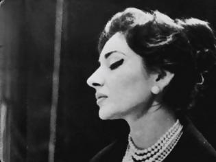 Η Εθνική Λυρική Σκηνή τιμά τη Μαρία Κάλλας