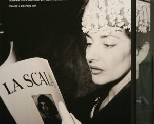 Η Λυρική τιμά τη Μαρία Κάλλας