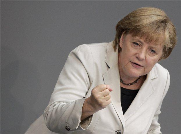 Η Μέρκελ συνομίλησε ήδη με το SPD
